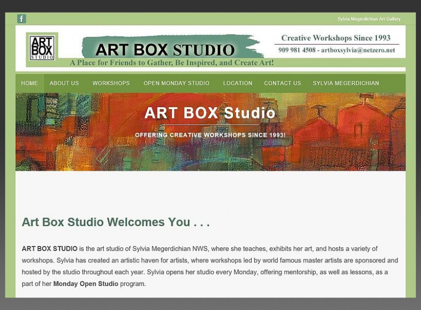 ArtBoxStudio-Website-Sample