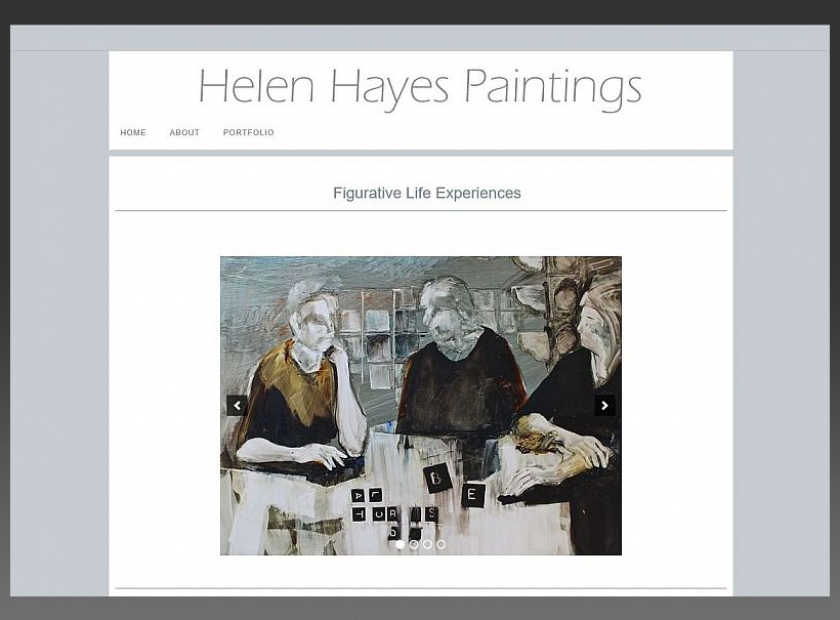 HelenHayes-Website-Sample