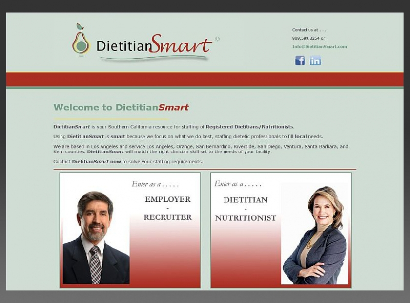 DietitianSmart-Website-Sample